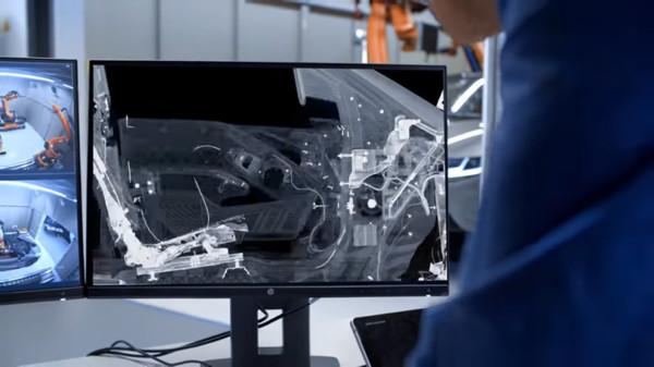 BMW啟用全球唯一新車X光診斷系統 管你大小病痛全都難逃法眼(圖/翻攝自BMW)