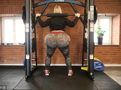 臀部180公分寬仍嫌不夠!瑞典嫩模:願付出一切換「更好身材」
