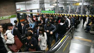 去南韓別光看歐巴 性犯罪率高得嚇人 搭地鐵最需小心