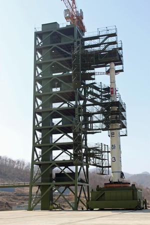 ▲▼    Sohae Satellite Launching Station        。(圖/維基百科)