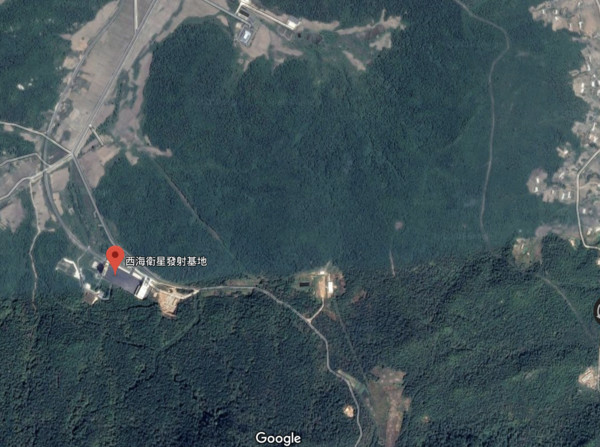 ▲▼Sohae Satellite Launching Station             。(圖/Google map)