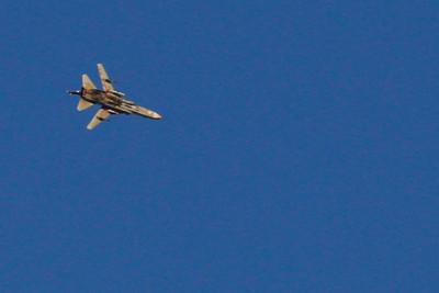 以國「1軍機+4導彈」要炸軍事基地 敘國:全擊落!