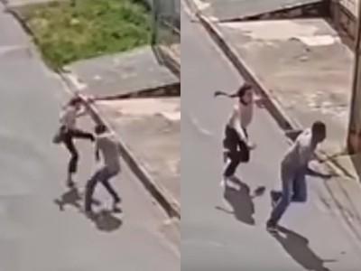 「一腳KO搶匪」警察說她笨!柔術妹見槍沒在怕,被搶奮力抵抗