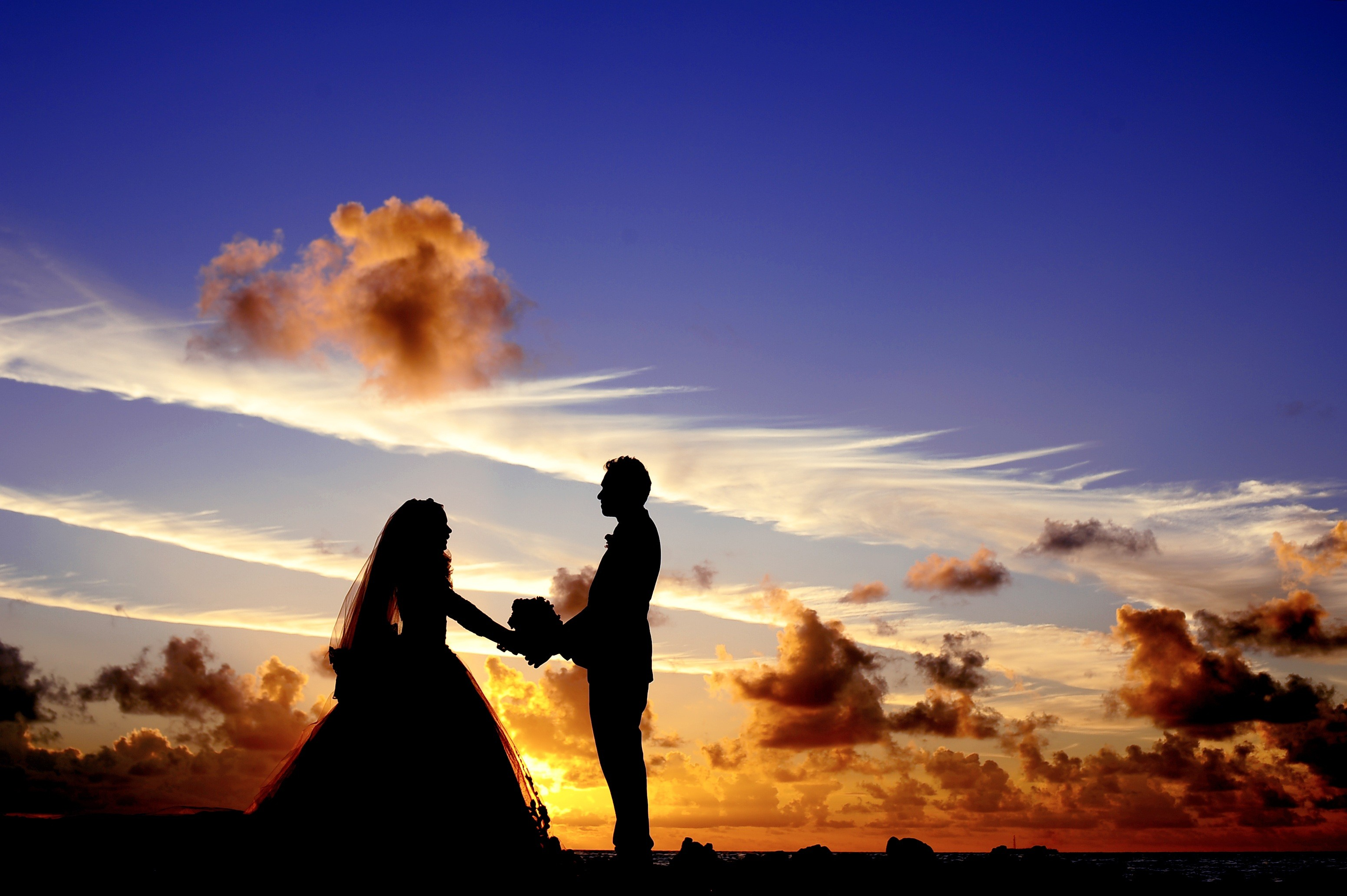▲▼ 婚禮,結婚。(圖/免費圖庫pxhere)