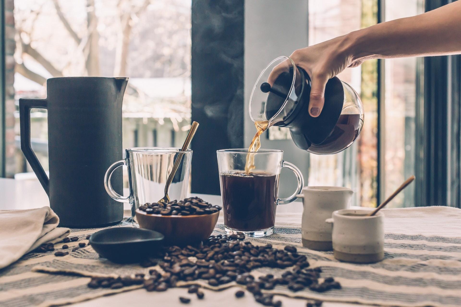 ▲咖啡,飲料。(圖/翻攝PEXELS)