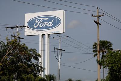 福特成立新公司 加速自駕車研發 預計5年投入40億美元