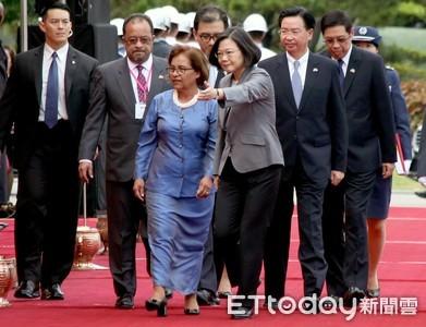 馬紹爾通過友台決議 馬國總統致電蔡英文