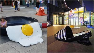 全年爆熱!大邱市號稱「南韓的非洲」 滿地煎蛋被政府鏟光光