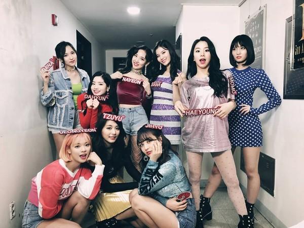 JYP新女團全員日本人。(圖/翻攝自TWICE臉書)