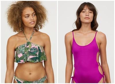 H&M不修圖了!女模「肥胖紋、贅肉」真實樣貌公開