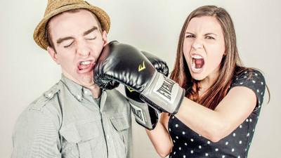 用英文互嗆不會輸! 「好怕,咬我啊」反擊戰力飆到100%