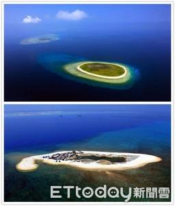美智庫:中在浪花礁建平台是軍事用途