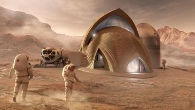 移民火星第一步!NASA「3D列印基地」求高手來拿6千萬獎金