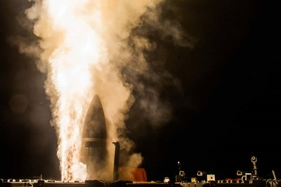 美國批准向日本出售標準三型飛彈