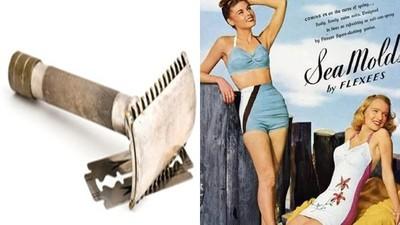 女人兩萬年前開始除毛!撿尖銳貝殼沾水 連皮帶肉刮得光溜溜