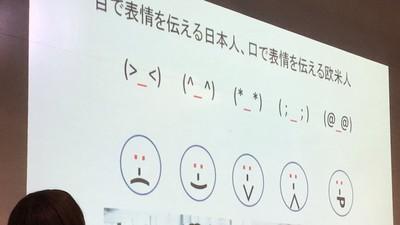 顏文字洩露差異!日本以眼傳情、西方人愛用嘴 從配件就看出端倪