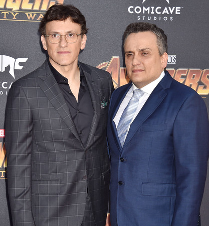 羅素兄弟(Anthony and Joe Russo)。(圖/達志影像)