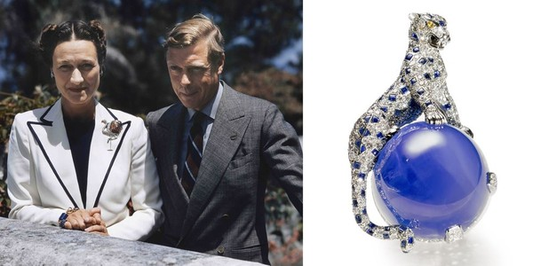 史上最懂珠宝的情人 温莎公爵送出7件浪漫礼物的小故事