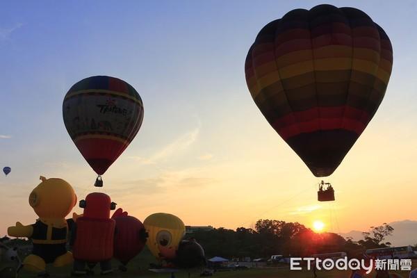 台中「熱氣球夢想節」4月登場!5顆造型球展示 落羽松草原體驗繫留