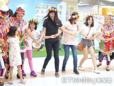 香港-台東包機直航 3日首航客滿