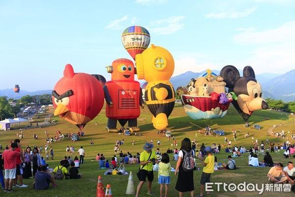 2021台東熱氣球嘉年華日期揭曉!7月登場 連續37天嗨翻鹿野高台