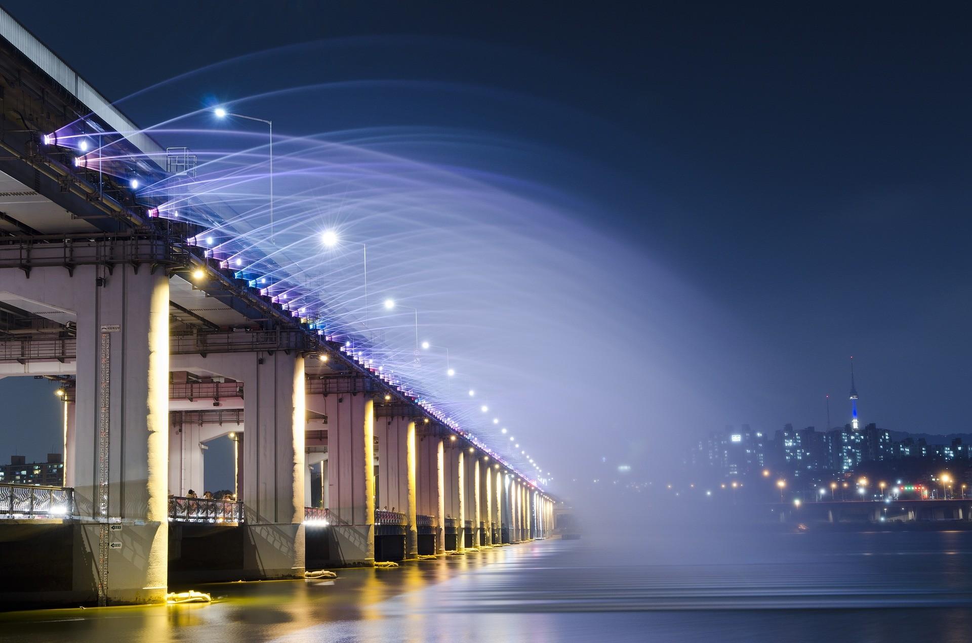 ▲▼漢江聖水大橋(圖/取自Pixabay)