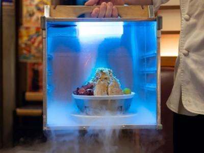 -79度C! 卡拉OK店強推「零下拉麵」 一打開…冷煙緩緩噴出