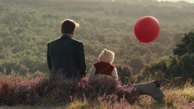 50公分的暖心小熊!《摯友維尼》不是兒童片 帶迷失成人找回童真