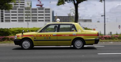 台日計程車業合作 客戶可互相預約