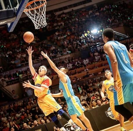 ▲▼明星籃球賽「夢幻級名單」全是大咖 MVP出爐擊敗林書豪。(圖/翻攝自黑人Instagram)