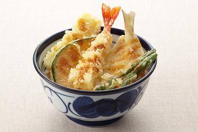 日本天丼てんや登台10月開幕