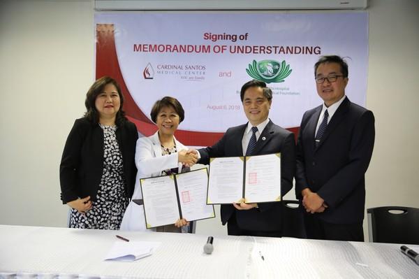 醫療新南向 慈濟與菲國醫衛合作展台灣醫療軟實力