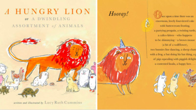 《獅子or不斷變少的動物》兒童繪本結局急轉3次 網:超黑暗想買!