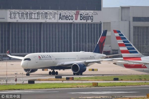 美國指控北京「阻止美航空復飛」 命令4業者交時刻表!