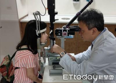 免疫病合併「葡萄膜炎」 16歲前發病「不紅不痛」易致盲