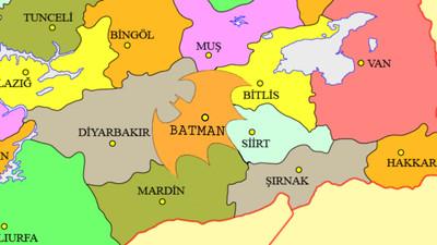 土耳其巴特曼省撞名「蝙蝠俠」…2萬民眾連署:邊界改成蝙蝠形狀