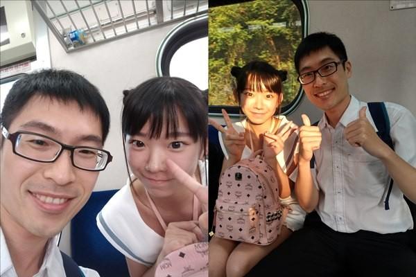 ▲網友捕獲長澤茉里奈。(圖/網友授權提供)