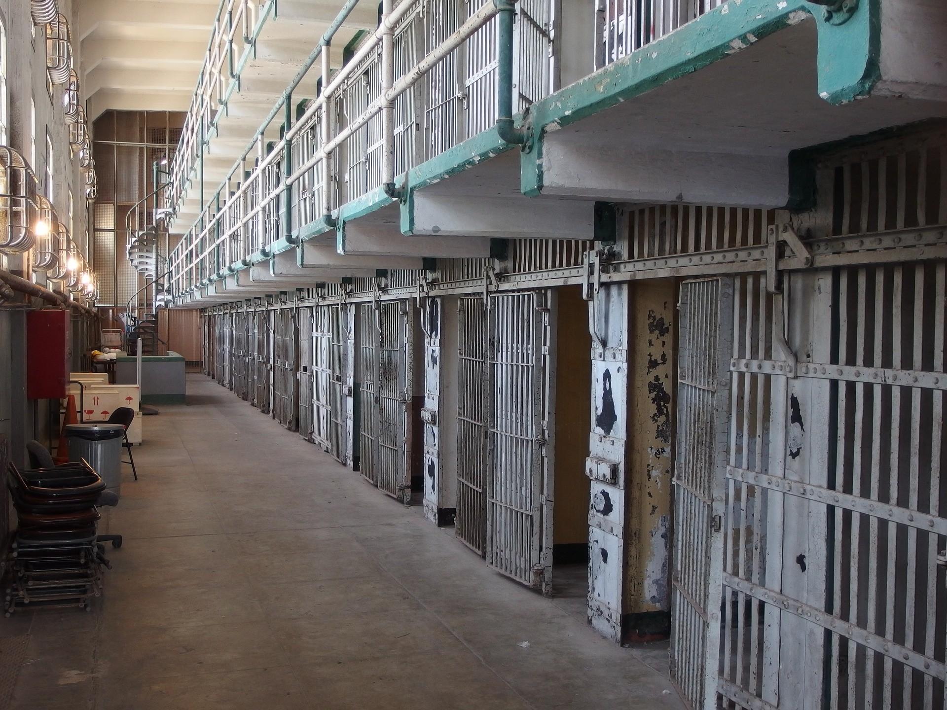 ▲▼監獄(示意圖/取自Pixabay)