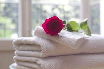浴室裡的毛巾藏有便便細菌!那每天拿毛巾擦臉不就...我不好說