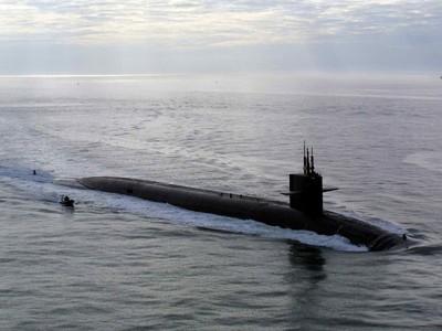 大陸研發雷射偵測潛艦 水下160公尺看光