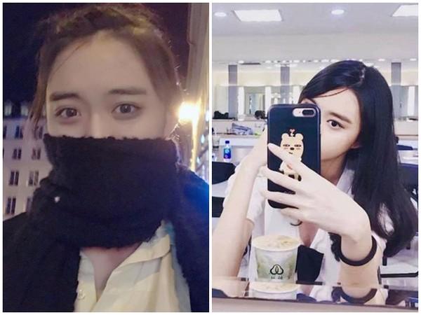 ▲▼女兒18歲生日…信罕見PO合照(圖/翻攝自Facebook/信 Shin)