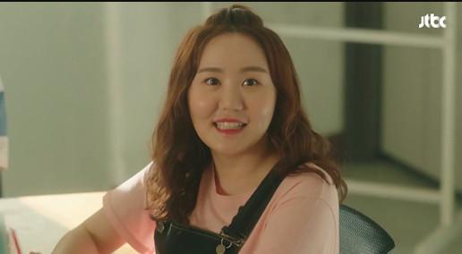 ▲▼《江南美人》胖學姊原本很瘦! 她暴肥9kg淚崩:別說我胖(圖/翻攝自李禮琳IG、SBS、JTBC)