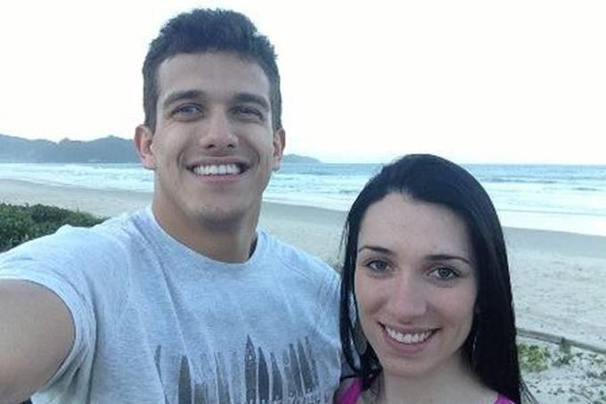 ▲▼巴西丈夫Luís Felipe Manvailer暴打妻子(圖/翻攝自Facebook)