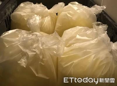「長蛆蛋」混製蛋液賣 黑心「元山蛋品」現場遭封1620KG