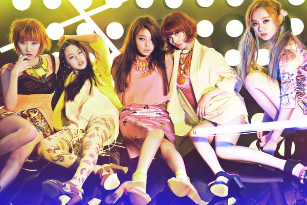 先藝回歸。(圖/翻攝自Wonder Girls粉絲專頁)