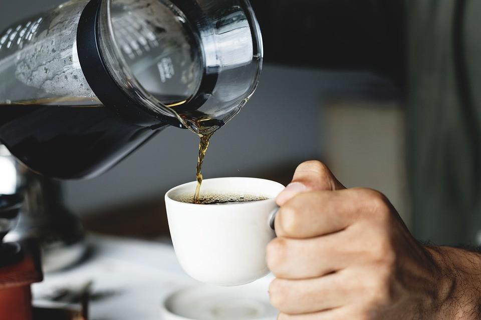 ▲黑咖啡,美式咖啡,煮咖啡,提神。(圖/取自免費圖庫Pixabay)