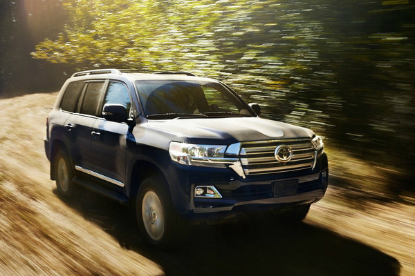 ▲Toyota Land Cruiser。(圖/翻攝Toyota)