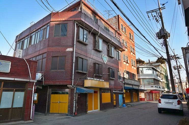 ▲▼南韓仁川妓女村Yellow House(圖/翻攝自Naver Blog)