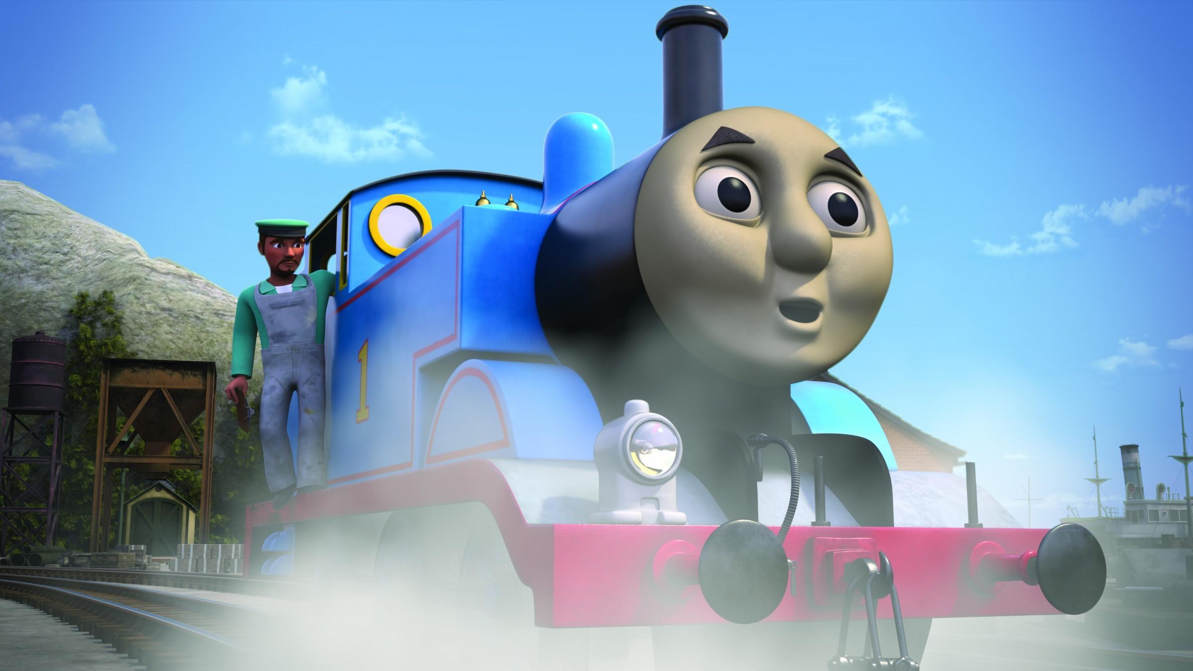 ▲▼《湯瑪士小火車:環遊世界大冒險》。(圖/甲上提供)