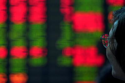 中美貿易戰襲擊 台股慘淪外資提款機